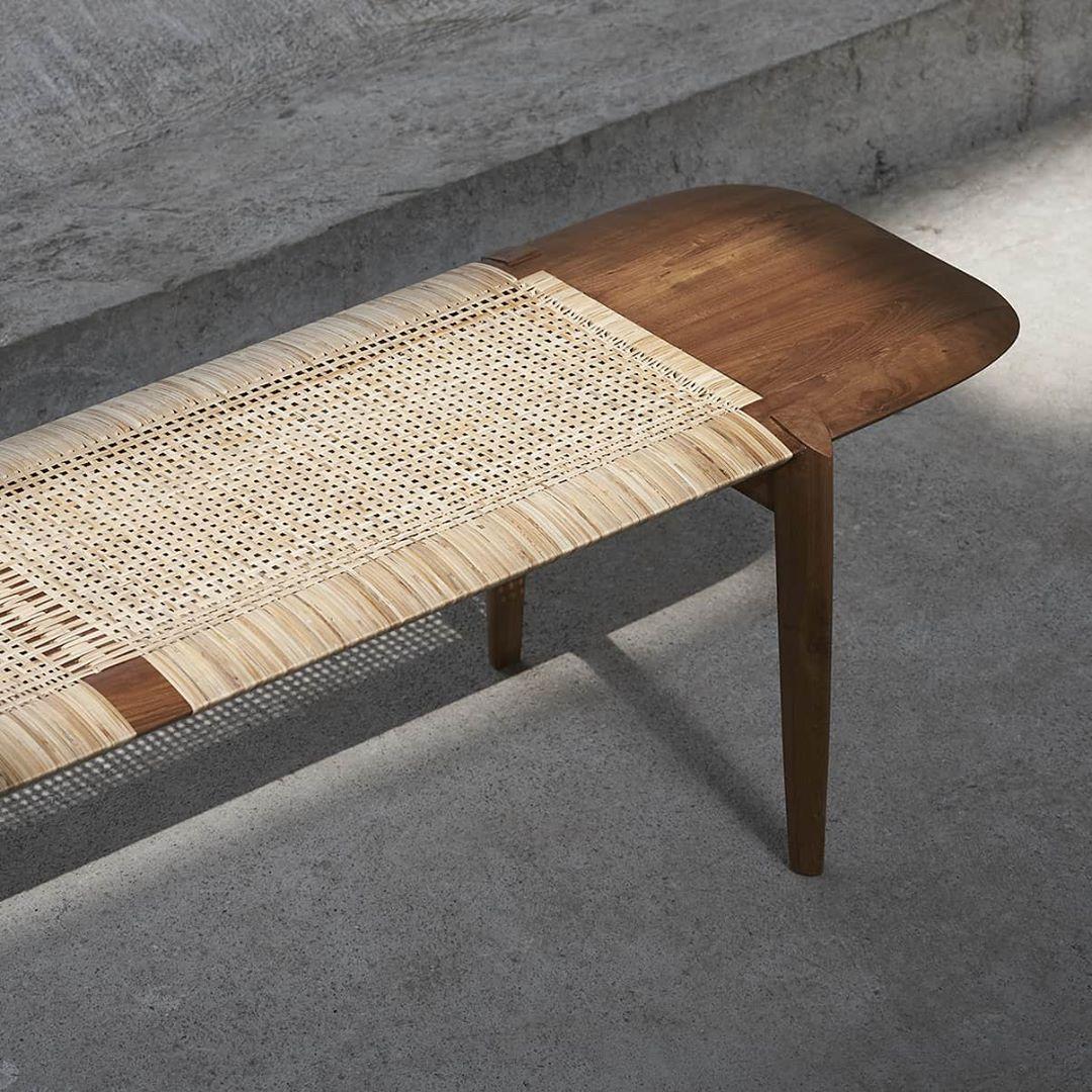 Tangāli bench